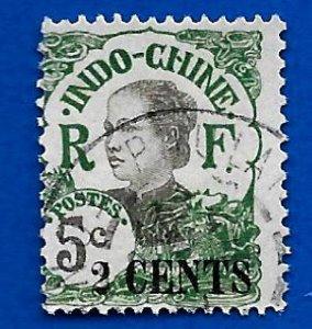 Indo-China 1919 - U - Scott #68 *