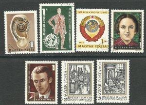 Hungary 2185, 2186-7, 2205, 2219, 2229-30