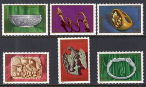 Romania 2797-2802 MNH VF
