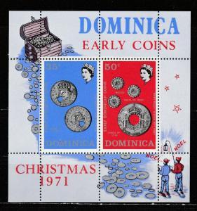 Dominica 1972  Scott No. 336a  (N**)