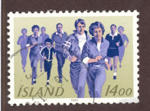 Iceland  579   Used