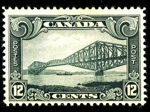 Canada #156 MINT OG LH