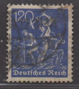 *Germany SC# 173 Used, VF- NICE Stamp!!