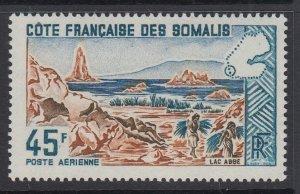 SOMALI COAST, Scott C37, MNH