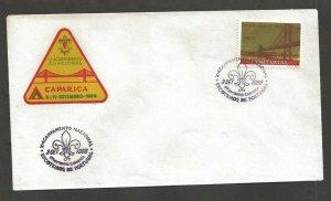 1966 Portugal Scouts X Acampamento Nacional Jamboree Caparica