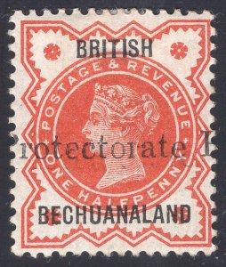 BECHUANALAND PROTECTORATE SCOTT 51