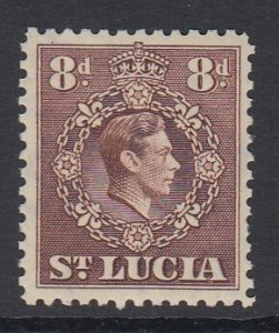 ST. LUCIA, Scott 120, MNH