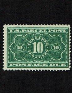 Scott #JQ4 F/VF-OG-LH. SCV - $110.00