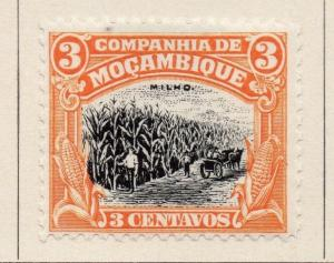 Mozambique Company 1925 Early Issue Fine Mint Hinged 3c. 062510