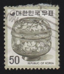 964 Ceramic jar