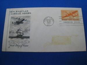U.S. 1941 - SCOTT #C31  FDC