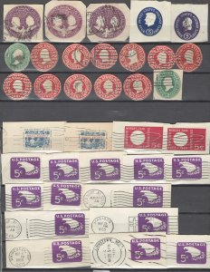 COLLECTION LOT # 2780 UNITED STATES 40 CUT SQUARE 1893+