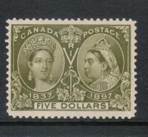 Canada #65 VF/NH  **With Certificate**
