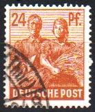 Mi:951 a  1947 used Cat €  0.50