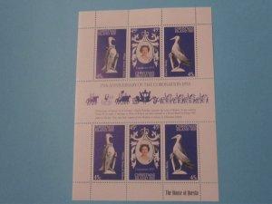 Christmas Islands - 87, MNH Sheet/Set. Elizabeth II Coronary Anniversary