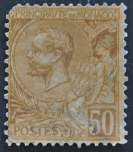 DYNAMITE Stamps: Monaco Scott #23 – USED