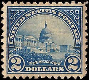 572 Mint,OG,NH... SCV $120.00