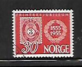 NORWAY, 342, USED, NORWAY NO. 1