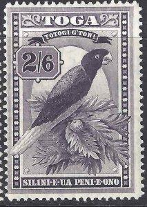 Tonga 1897-1934 SC 51 MNH SCV$ 130.00