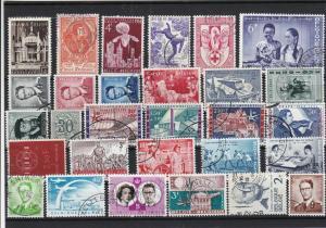 Belgium Stamps Ref 15187