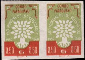 Paraguay Scott 561 Mint never hinged.