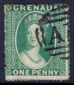 Grenada - Scott #3 - Used - SCV $15.00