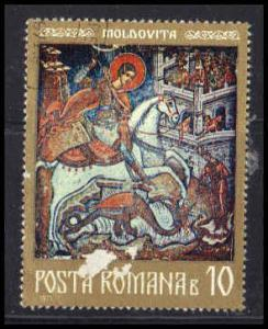 Romania CTO NH Very Fine ZA6921