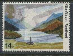 Great Britain SG 1155 - Used - Landscapes