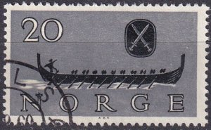 Norway #382  F-VF Used   (SU8292)