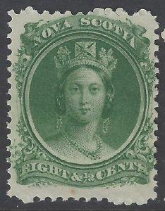 Nova Scotia #11 MLH CV$15.00 [106259]