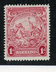 Barbados 194 MH 1938