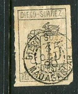 Diego Suarez #8 Used Used Accepting Best Offer