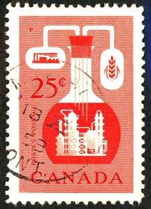 Canada #363 Used