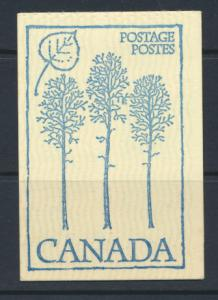 Canada  SG  870a  / SG  SB86 Booklet complete unopened  MUH