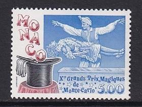 Monaco  #1902   MNH  1994   magic