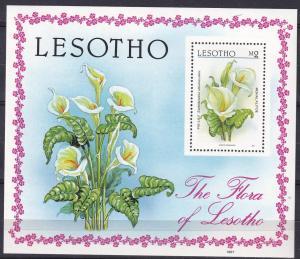 Lesotho #591  MNH CV $3.25  (A19577L)