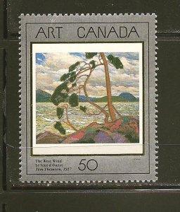 Canada 1271 Canadian Art MNH