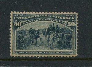 United States #240 Mint