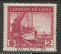 CHILE 225 VFU SHIP N181-4