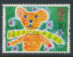 Great Britain SG 1427  Used   - Greetings Booklet Stamps