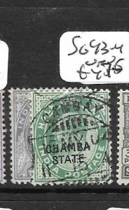 INDIA  CHAMBA (PP3108B) KE  SG43-4  VFU