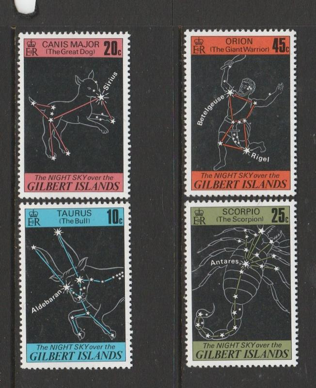 Gilbert islands 1978 Night sky UM/MNH SG 64/7