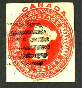 CANADA #USED POSTAGE COVER