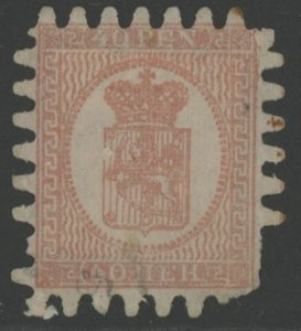 Finland 10 used (2745 260.j)