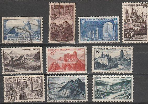 France Used Lot #1
