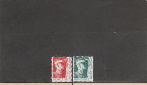 NORWAY 590-591 MNH 2019 SCOTT CATALOGUE VALUE $5.50