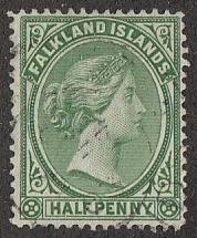 9,used Falkland Islands