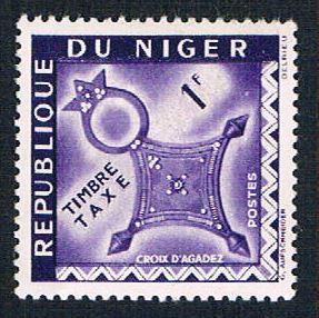 Niger J23 MLH Cross of Agadez (BP1033)