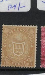 Guatemala SC 1 MNG (9dqm)