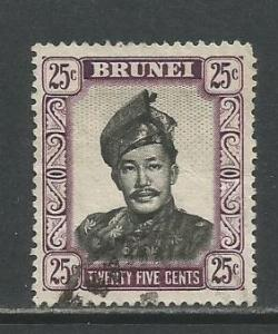 Brunei   #92  Used  (1952)